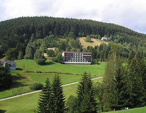 HOTEL JAVOR Malá Úpa