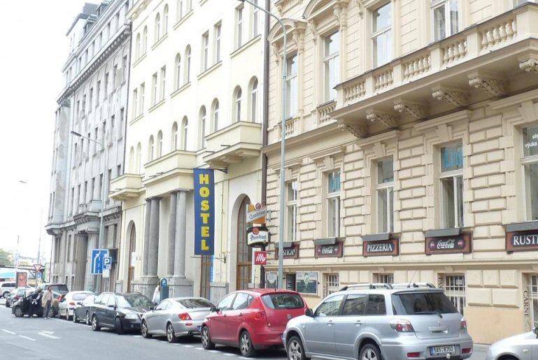 Hotelu Jednota Praha 10