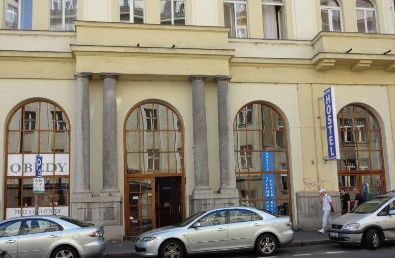 Hotelu Jednota Praha 4