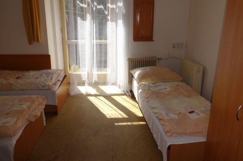 Hotelu Jednota Praha 8