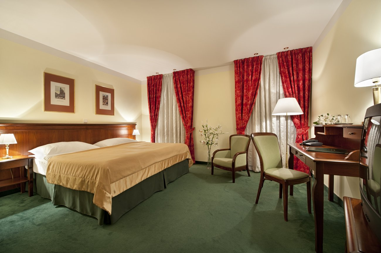 Hotelu EA Jelení Dvůr Praha 1