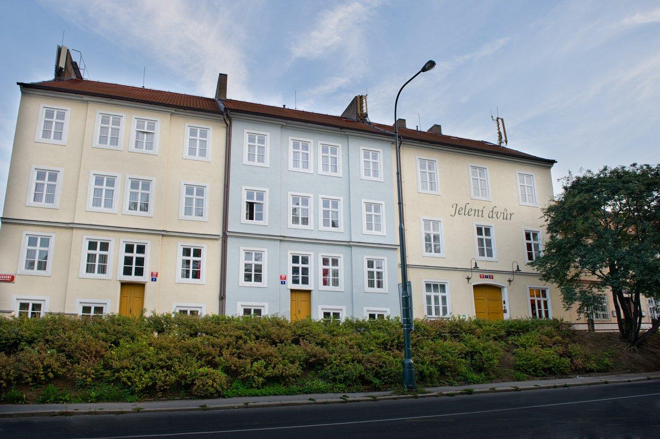 Hotelu EA Jelení Dvůr Praha 3