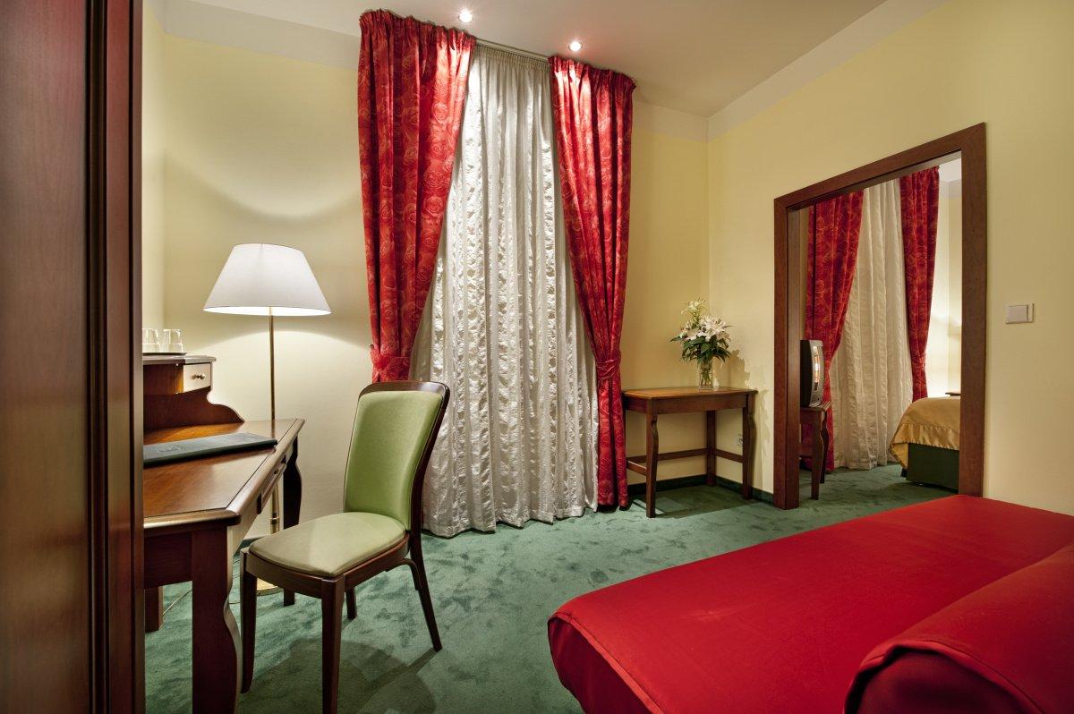Hotelu EA Jelení Dvůr Praha 5