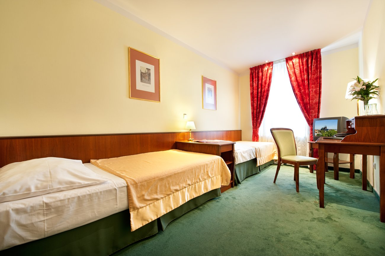 Hotelu EA Jelení Dvůr Praha 9