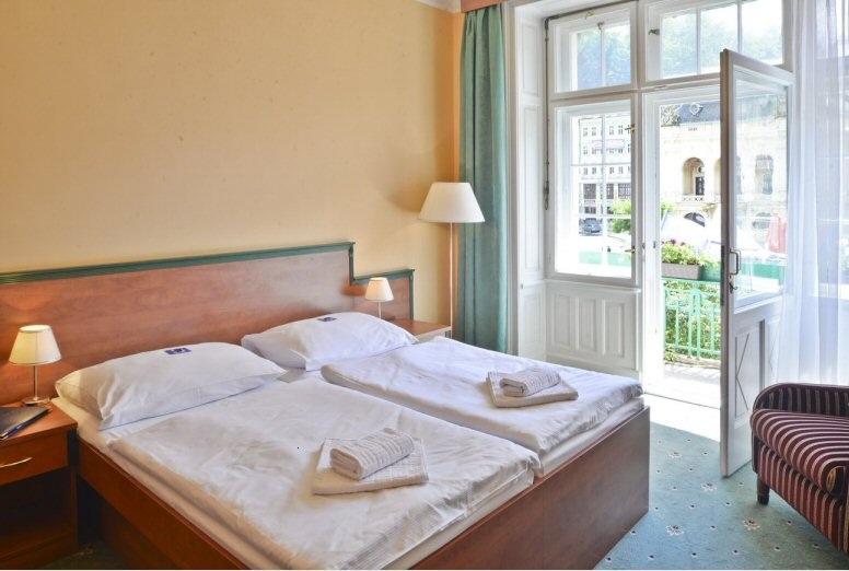 Hotelu EA Jessenius Karlovy Vary 1