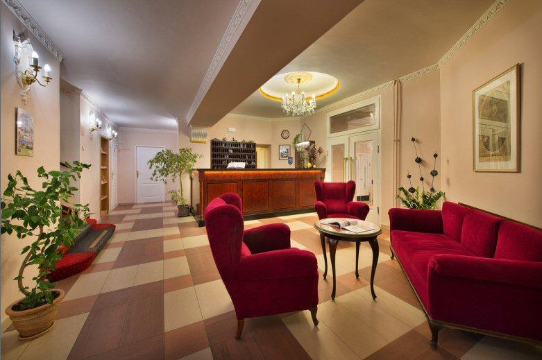 Hotelu EA Jessenius Karlovy Vary 10