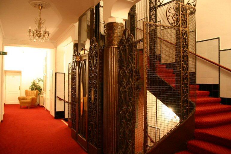 Hotel EA Jessenius fotografie 12