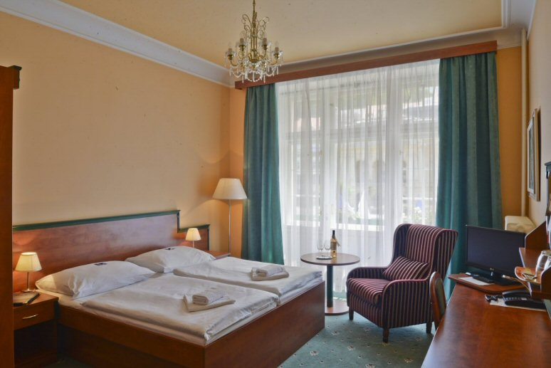 Hotelu EA Jessenius Karlovy Vary 2