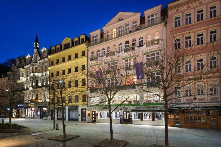 Hotelu EA Jessenius Karlovy Vary 3