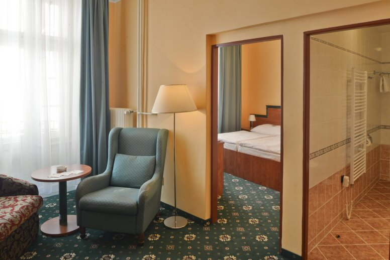 Hotelu EA Jessenius Karlovy Vary 5