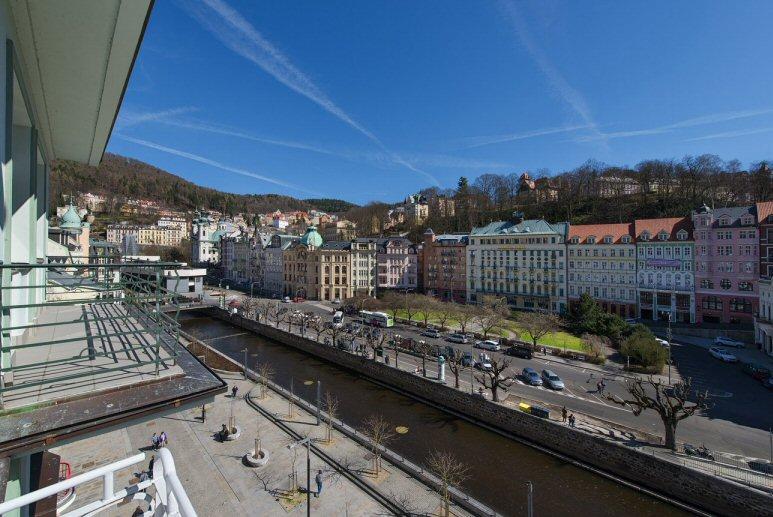 Hotelu EA Jessenius Karlovy Vary 9