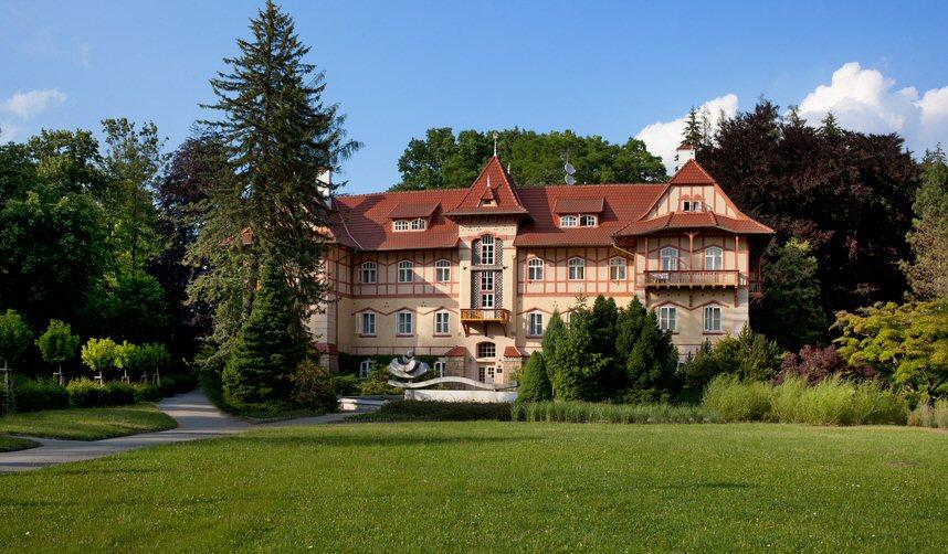 Hotelu Jestřabí Luhačovice 1