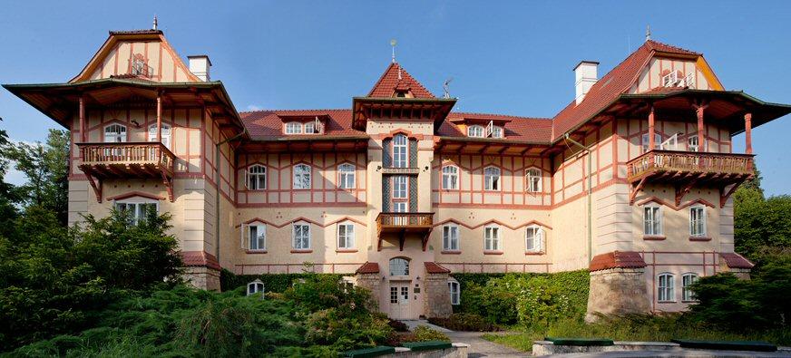 Hotelu Jestřabí Luhačovice 12