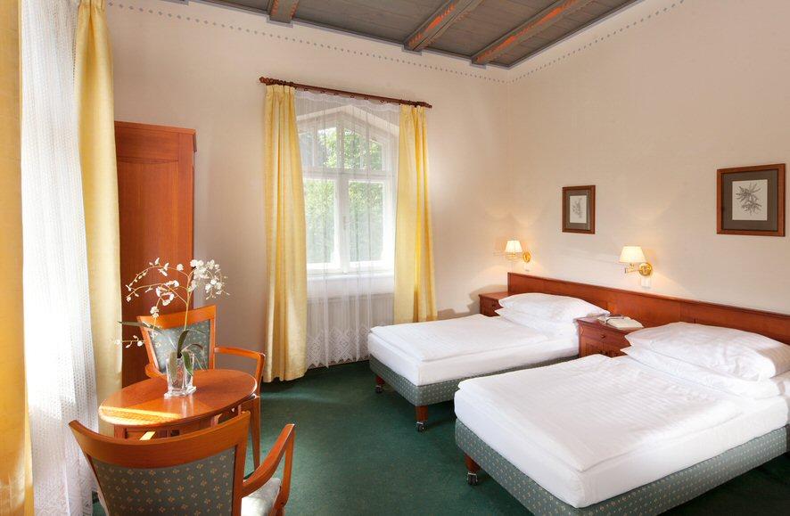 Hotelu Jestřabí Luhačovice 2