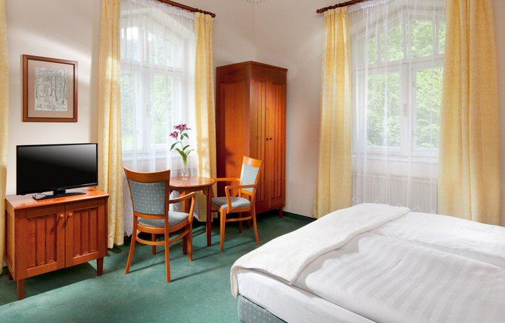 Hotelu Jestřabí Luhačovice 3