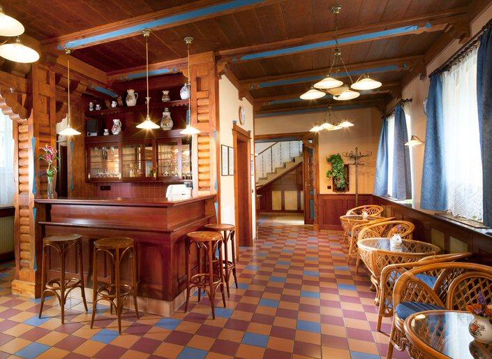 Hotelu Jestřabí Luhačovice 5