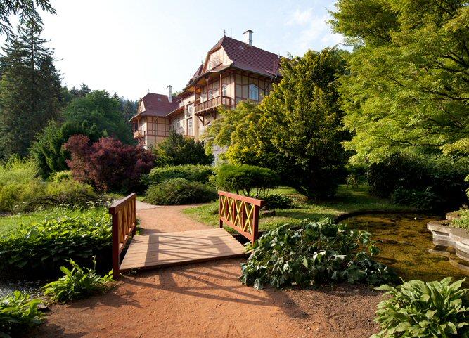Hotelu Jestřabí Luhačovice 6