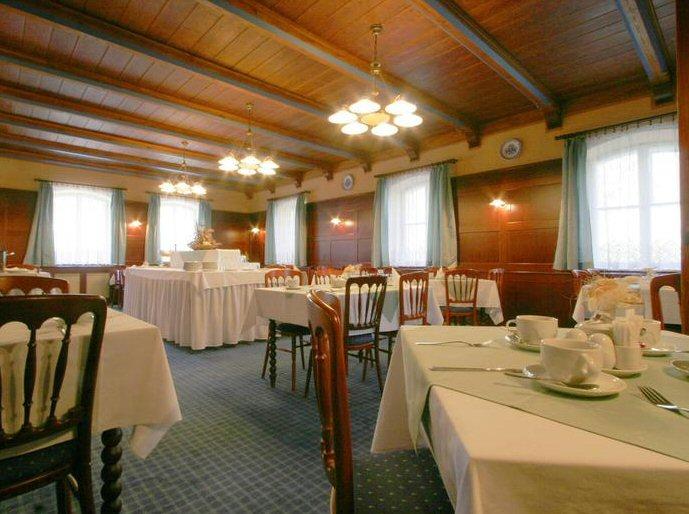 Hotelu Jestřabí Luhačovice 8