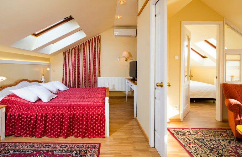 Hotelu Julian Praha 2