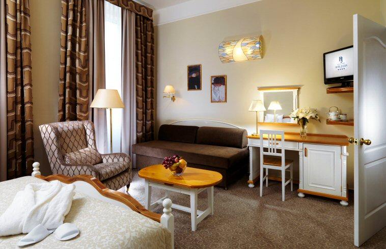 Hotelu Julian Praha 3