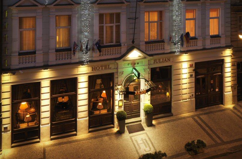 Hotelu Julian Praha 4