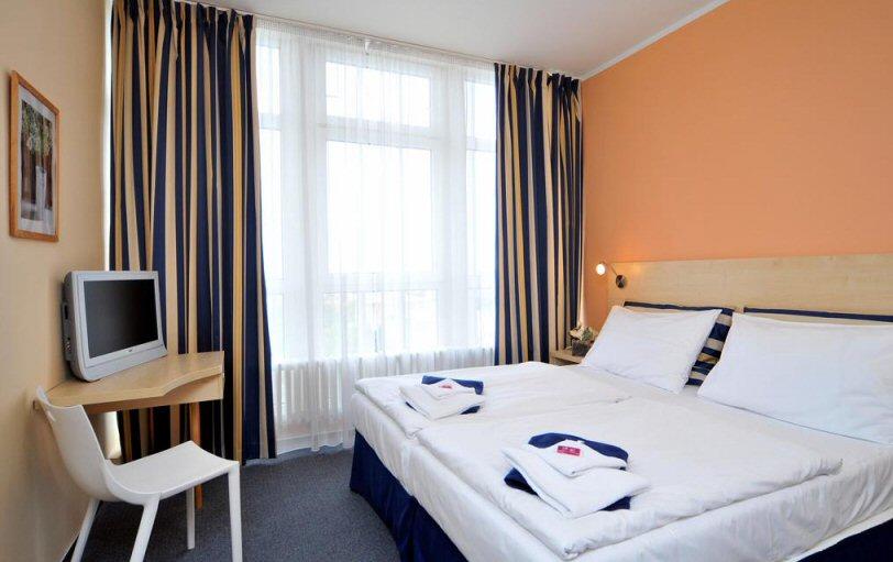 Hotelu Juno Praha 2