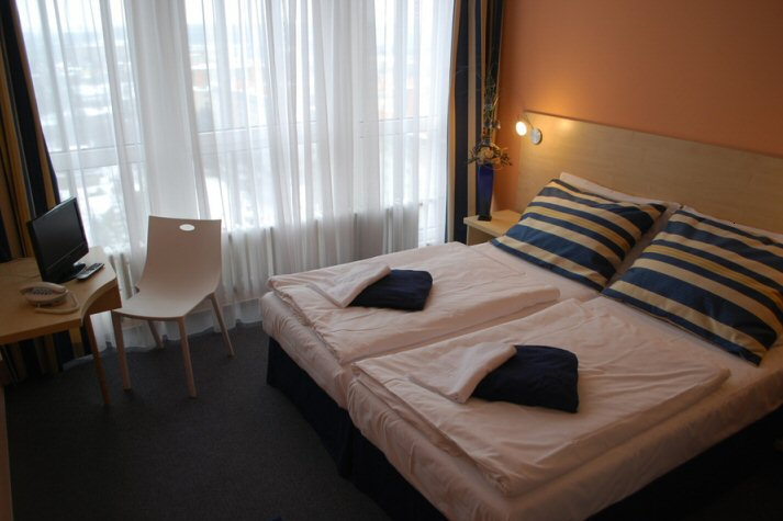 Hotelu Juno Praha 3