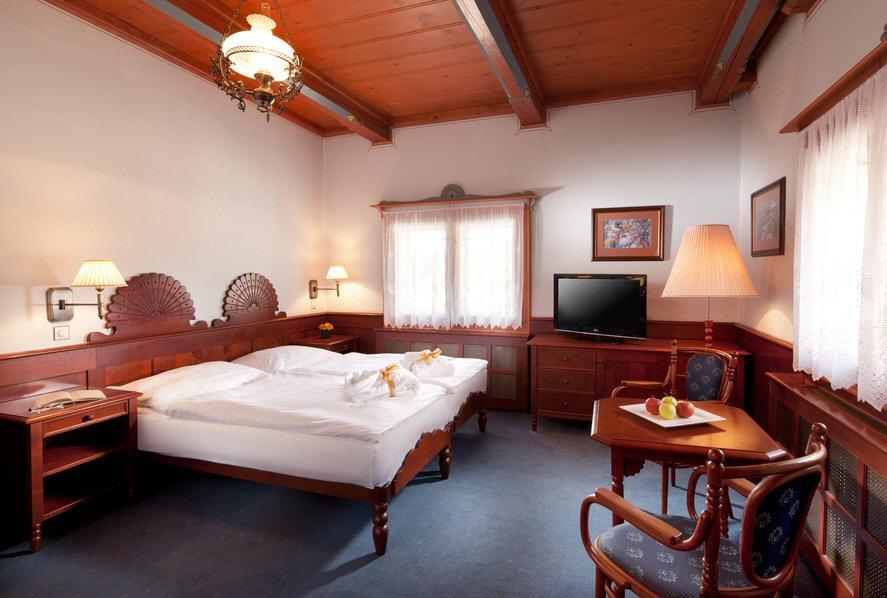 Hotelu Jurkovičův dům Luhačovice 3