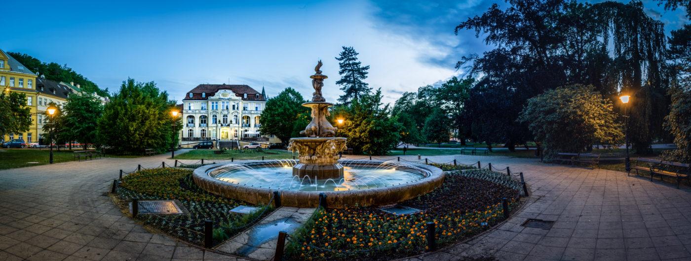 HotelKamenné lázně Teplice