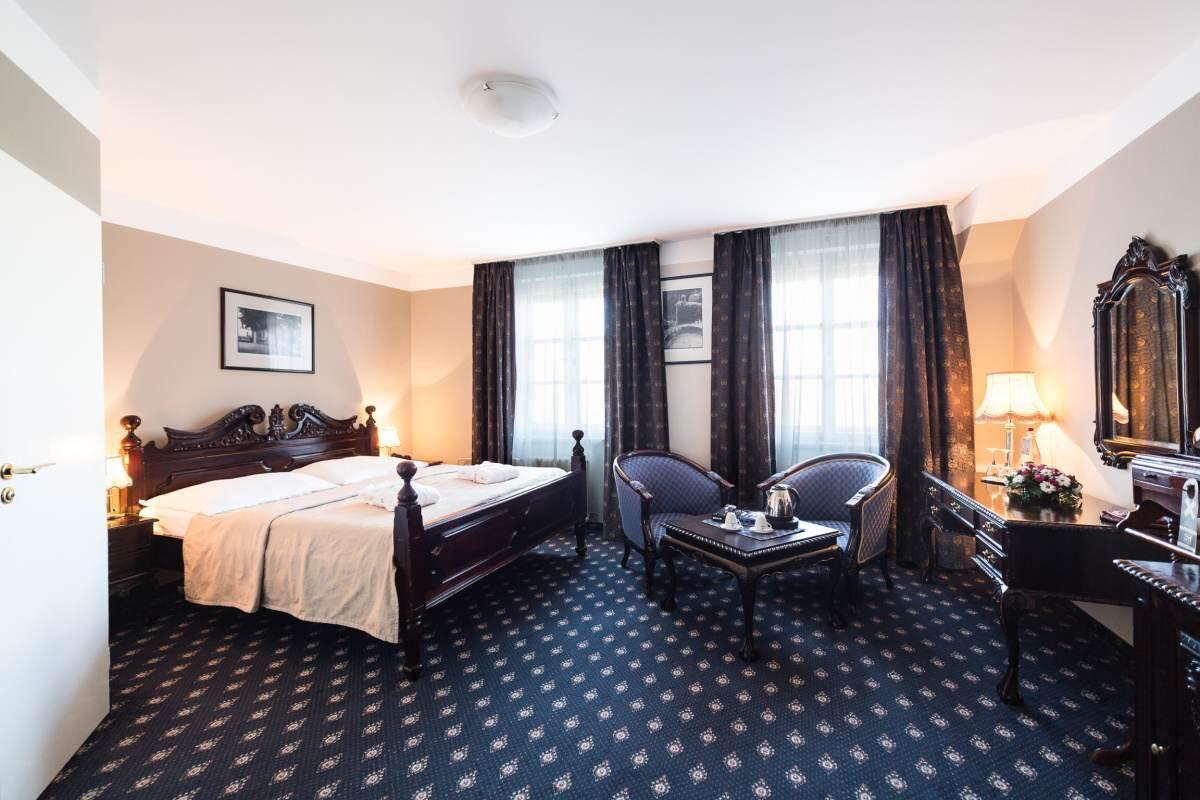 Hotel Kampa Praha