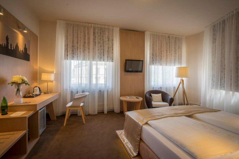 Hotelu Kampa Garden Praha 2