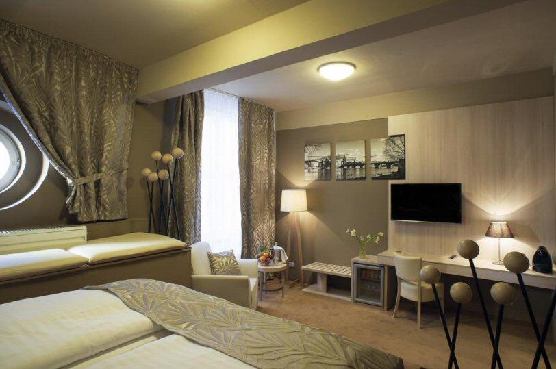 Hotelu Kampa Garden Praha 3