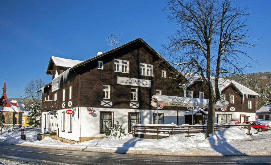 Hotelu Karolína Harrachov 2