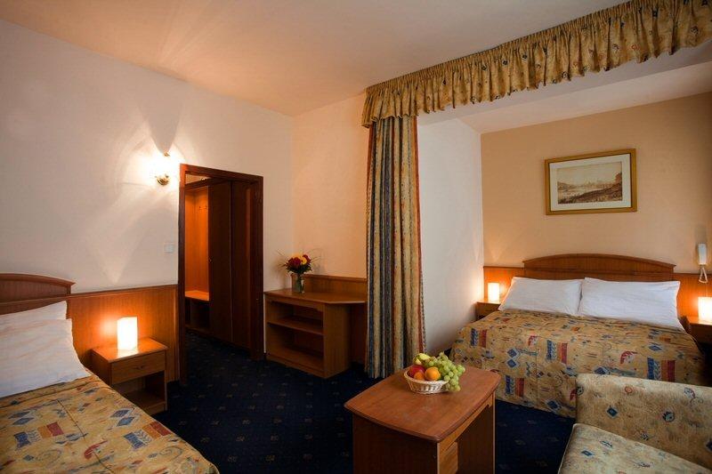 Hotelu Kavalír Praha 2