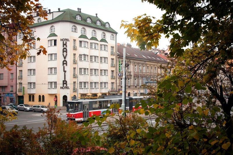Hotelu Kavalír Praha 3