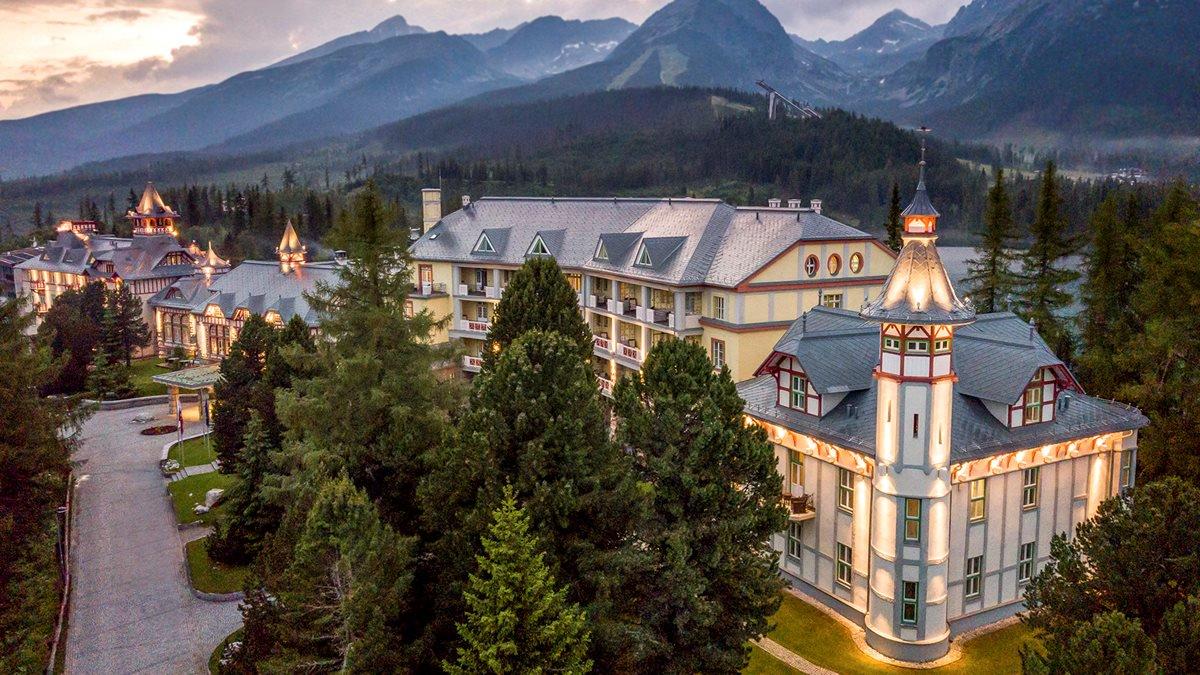 Hotelu Kempinski Štrbské Pleso 1
