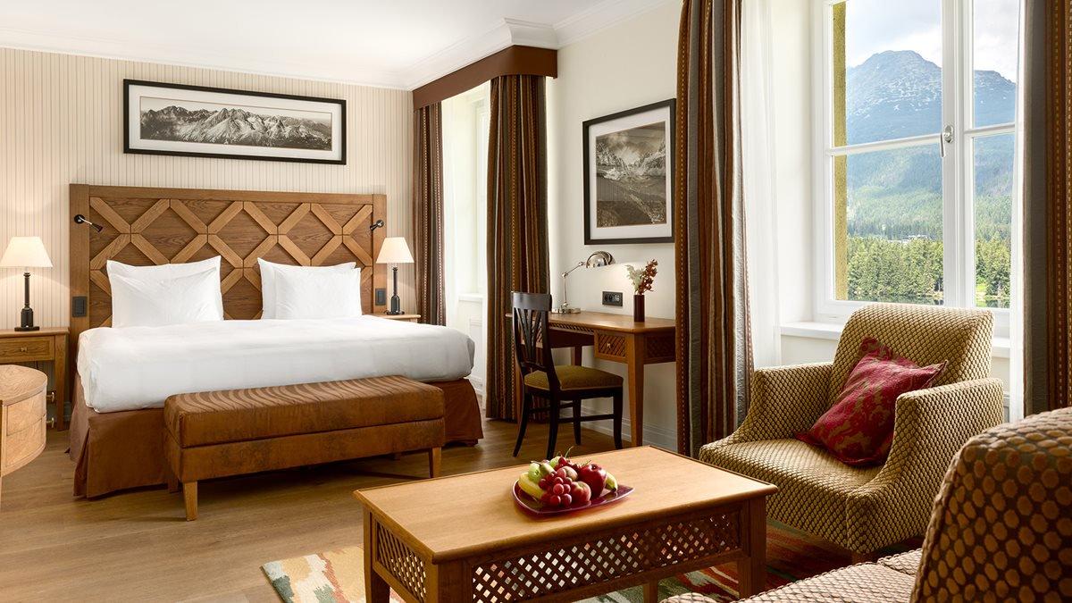 Hotel Kempinski fotografie 4