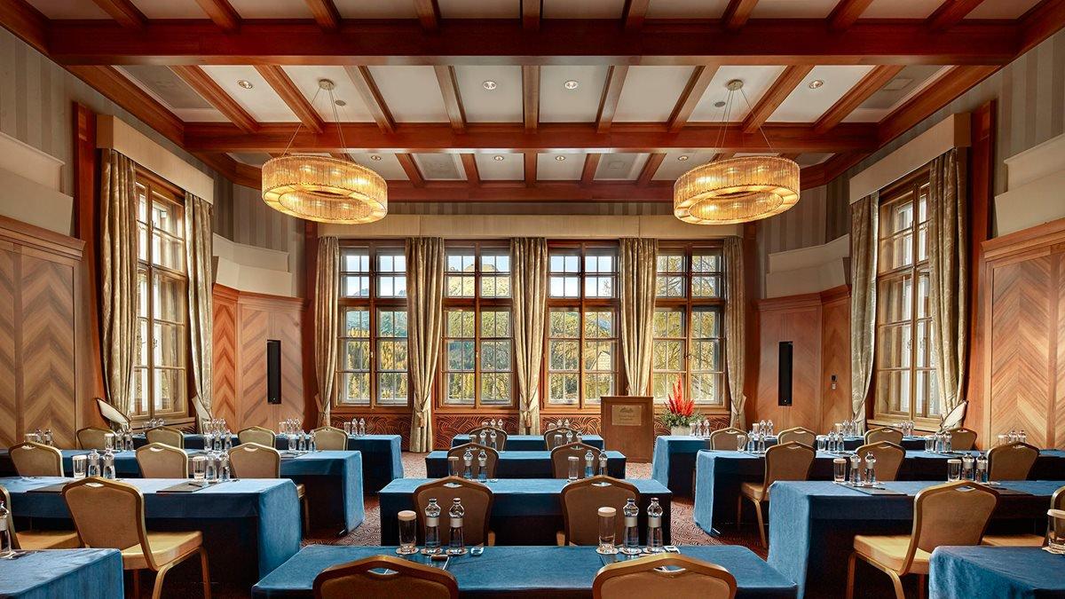 Hotelu Kempinski Štrbské Pleso 6