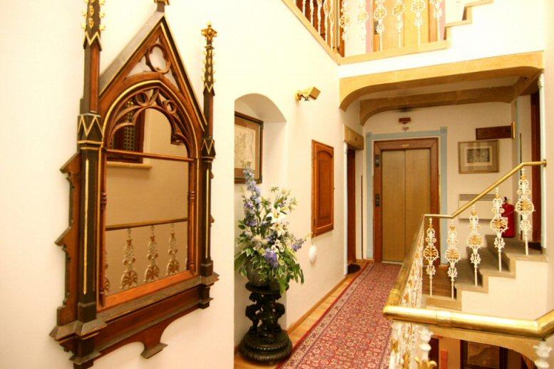 Hotel U Krále Karla fotografie 8