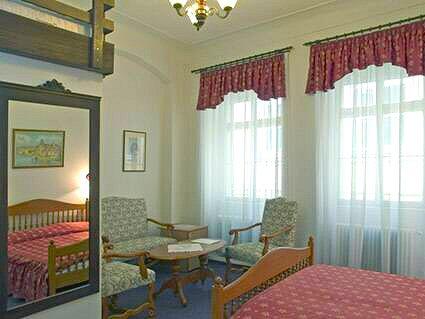 Hotel Král Jiří fotografie 4