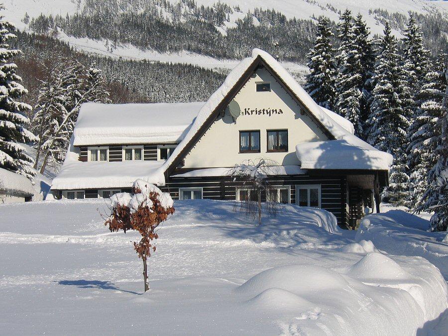 HOTEL KRYSTÝNA ŠPINDLERŮV MLÝN