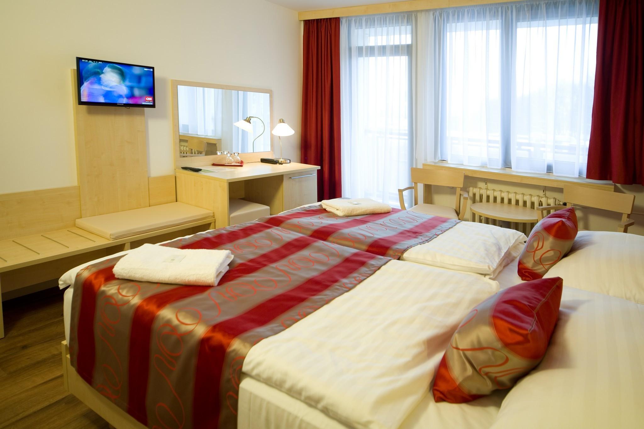 Hotelu Krystal Praha 1