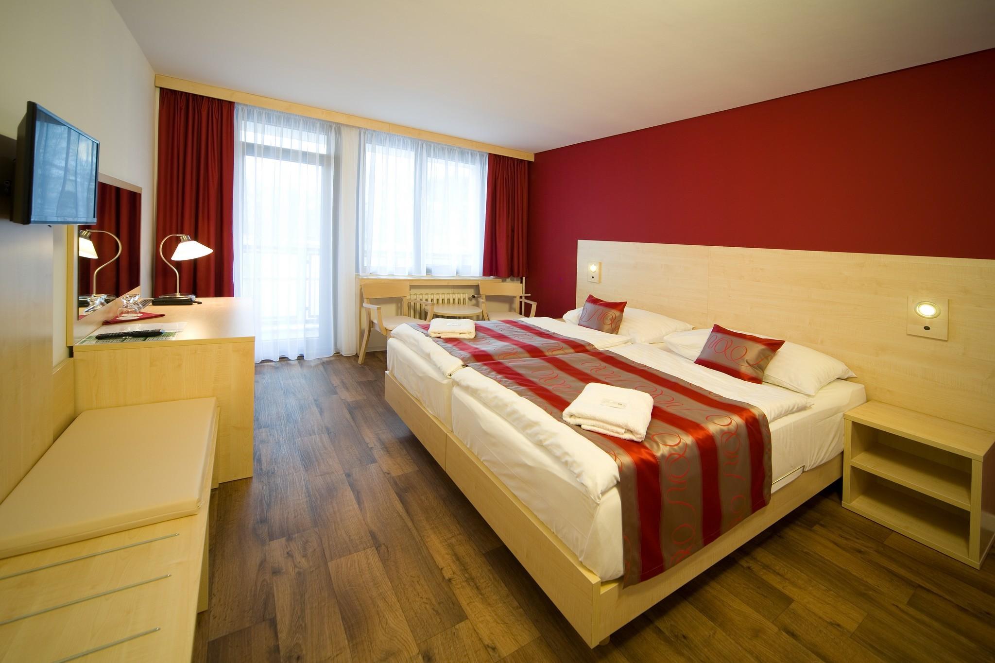 Hotelu Krystal Praha 10