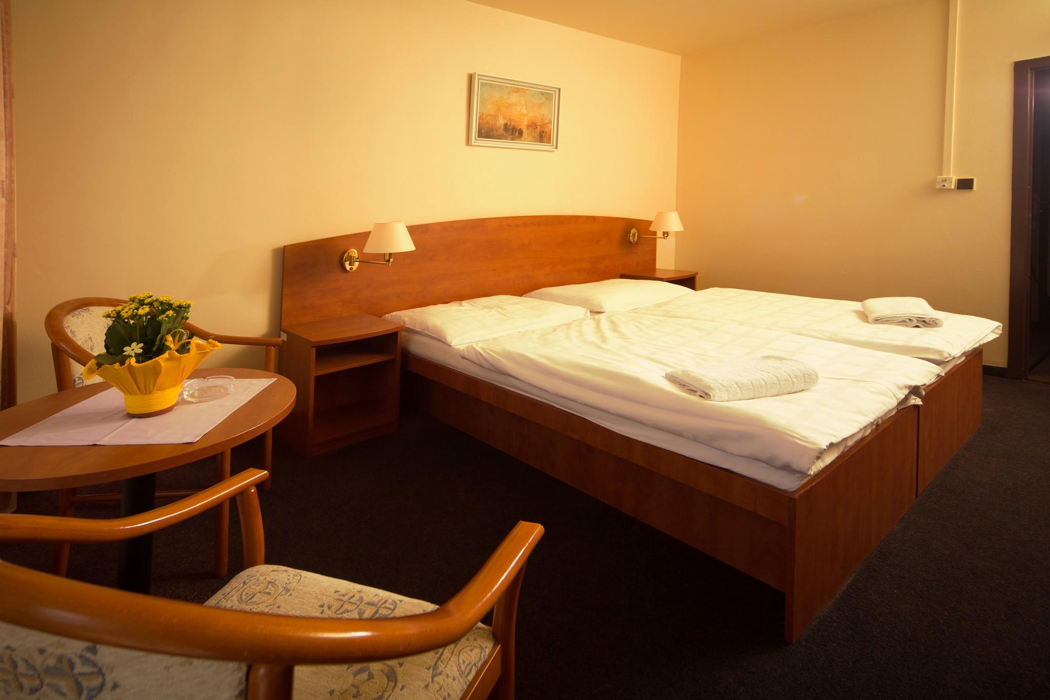 Hotelu Krystal Praha 11