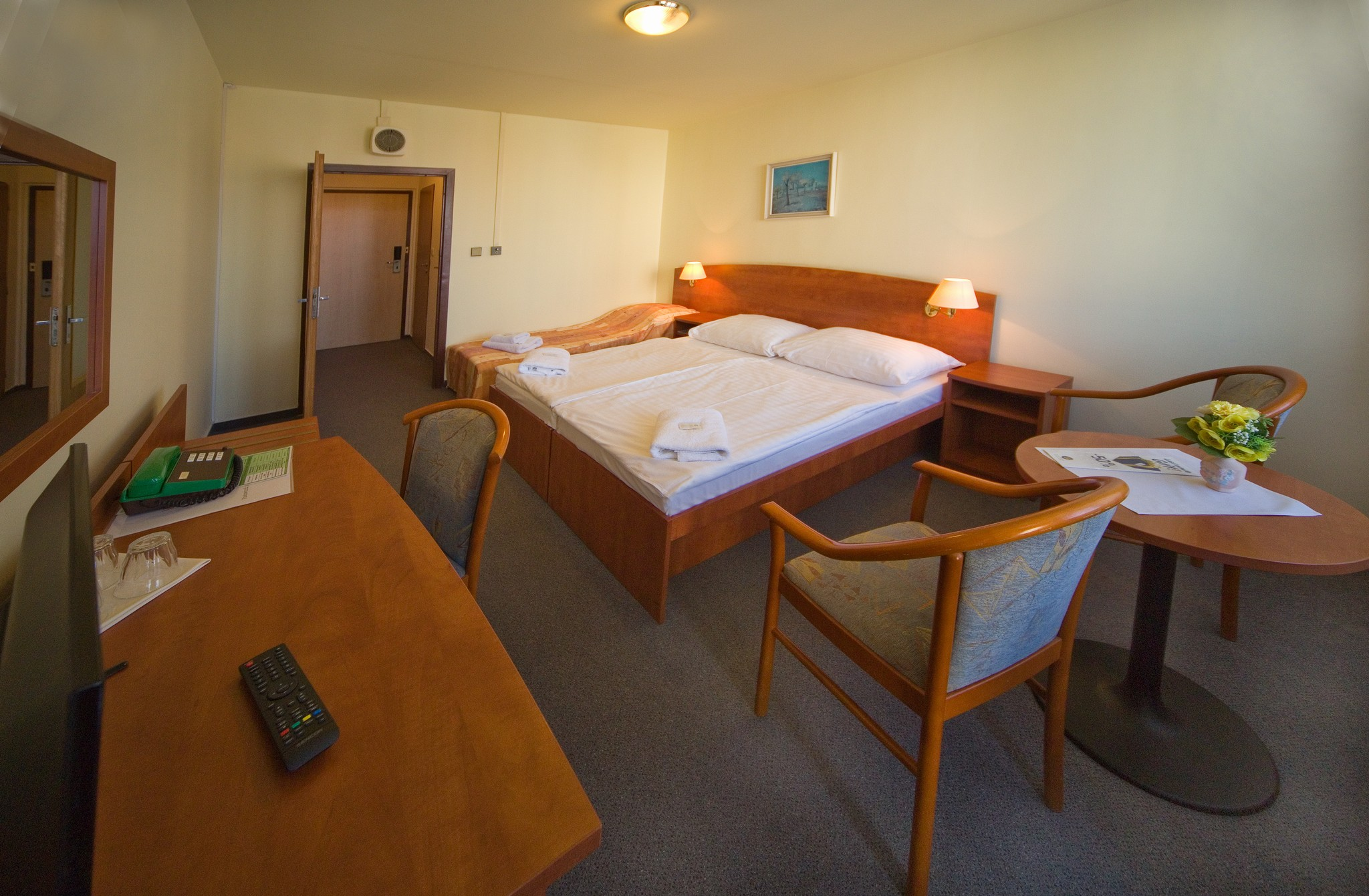 Hotelu Krystal Praha 2