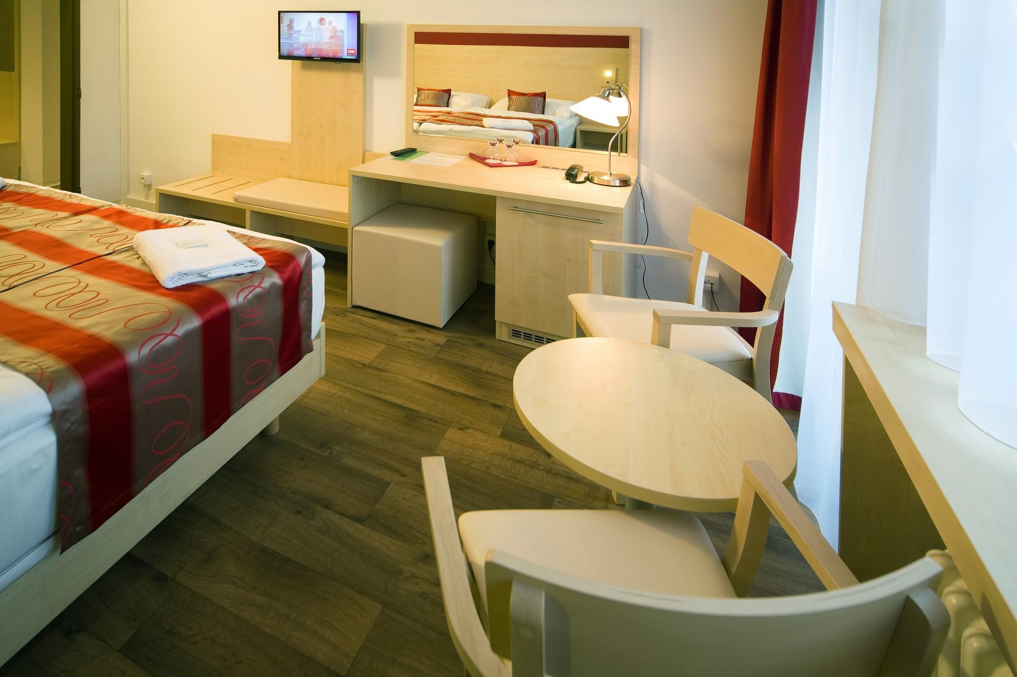 Hotelu Krystal Praha 3