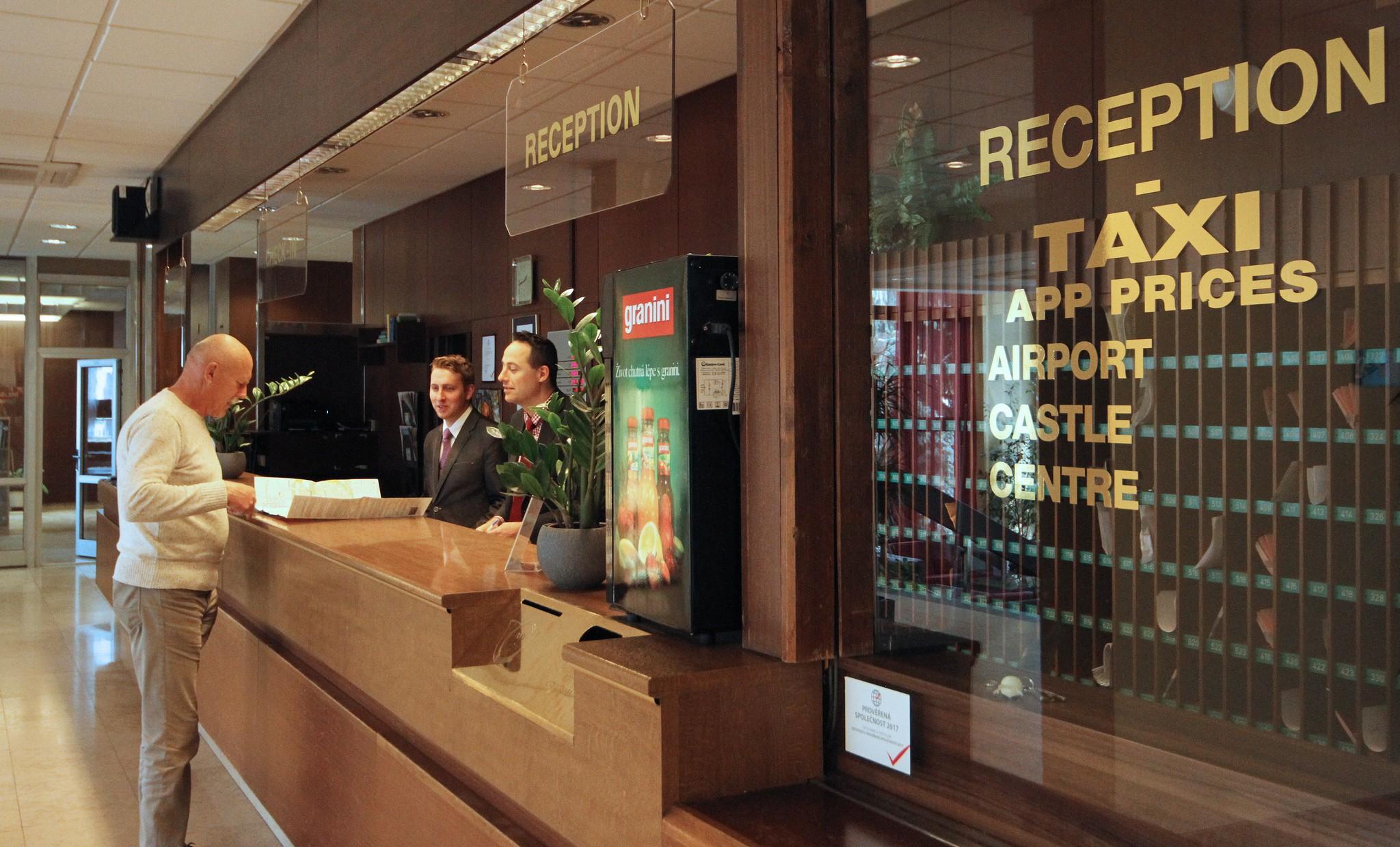 Hotelu Krystal Praha 7