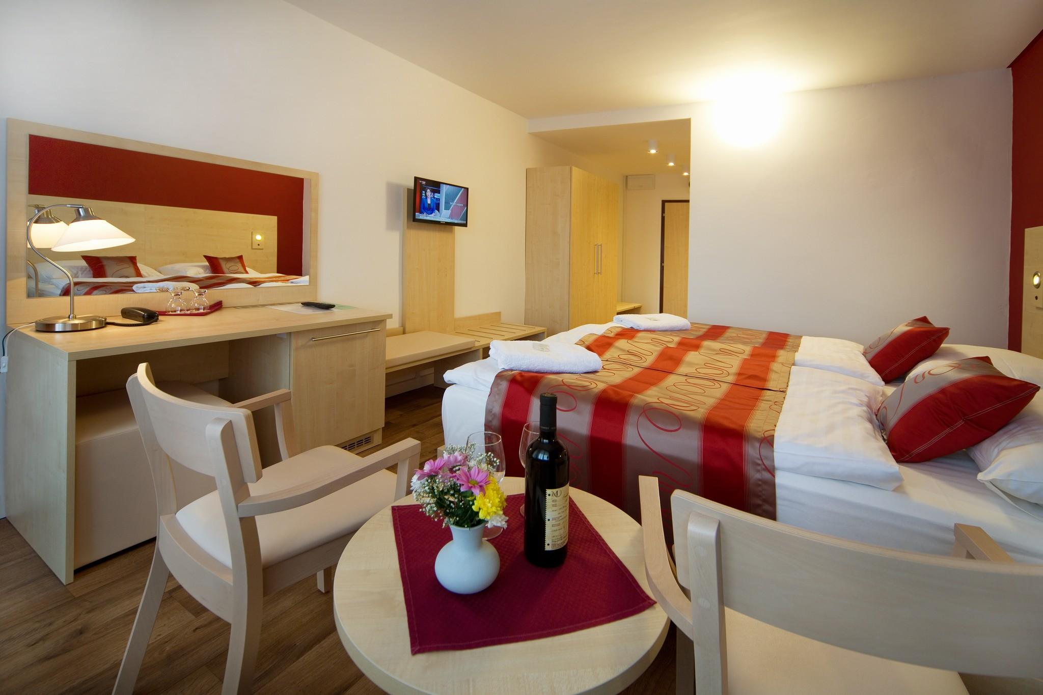 Hotelu Krystal Praha 9