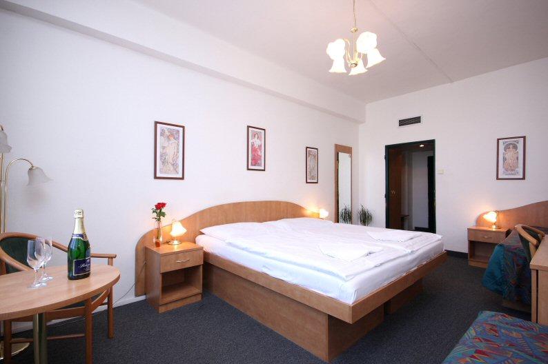 Hotelu Legie Praha 1