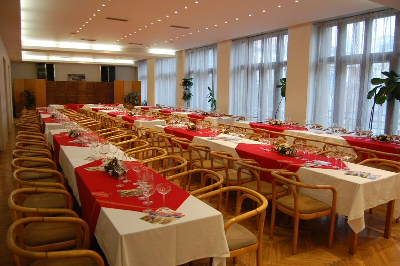 Hotelu Legie Praha 12